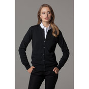 Women's Arundel crew neck cardigan long sleeve