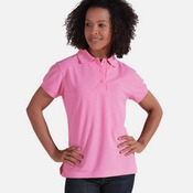 Uneek Ladies Pique Polo
