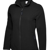 Uneek Ladies Classic Full Zip Fleece
