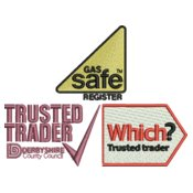 Gas Safe/Which Trusted Trader