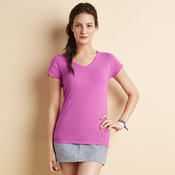 Softstyle™ women's v-neck t-shirt