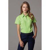 Women's workforce blouse short sleeved
