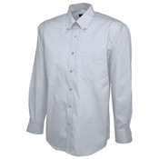 Mens Pinpoint Oxford Full Sleeve Shirt