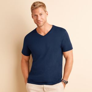 Softstyle® v-neck t-shirt Thumbnail