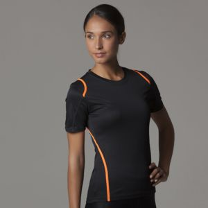 Women's Gamegear® Cooltex® t-shirt short sleeve Thumbnail