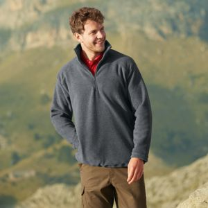 Half-zip fleece Thumbnail