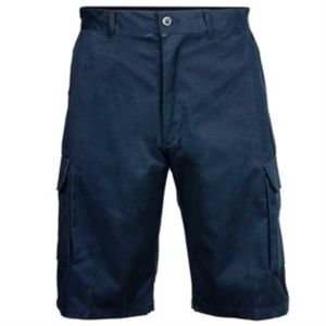 Cotton cargo shorts Thumbnail