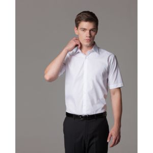 Slim fit business shirt short sleeve Thumbnail