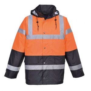 Hi-vis traffic jacket (S466/S467) Thumbnail