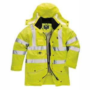 Hi-vis 7-in-1 traffic jacket (S427) Thumbnail
