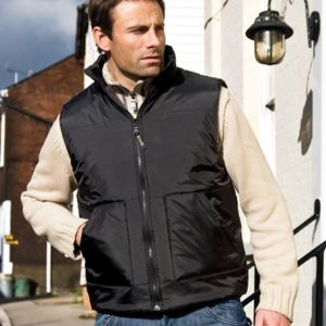 Fleece Lined Bodywarmer Thumbnail