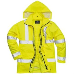 Hi-vis 4-in-1 traffic jacket (S468) Thumbnail