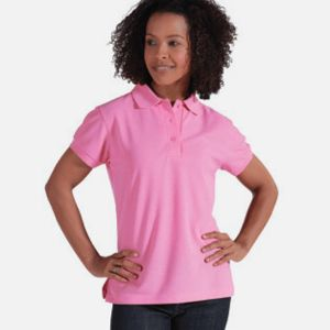 Uneek Ladies Pique Polo Thumbnail